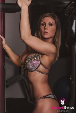 Sofia fitness bikini